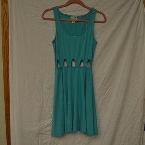 LA Hearts (Pacsun) Cut-Out Dress